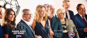 Sandrine Quétier dans une Bande-Annonce de Danse avec les Stars - 14/10/17 - 03