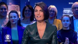 Alessandra Sublet dans c'est Canteloup - 22/11/18 - 01