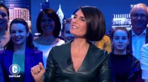 Alessandra Sublet dans c'est Canteloup - 22/11/18 - 03