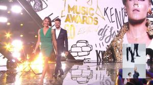 Alessandra Sublet dans NRJ Music Awards - 10/11/18 - 01