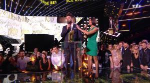 Alessandra Sublet dans NRJ Music Awards - 10/11/18 - 03