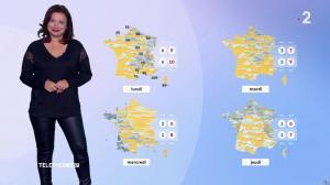 Anaïs Baydemir à la Météo de Midi - 07/12/18 - 01
