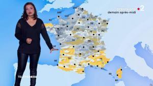 Anaïs Baydemir à la Météo de Midi - 07/12/18 - 05