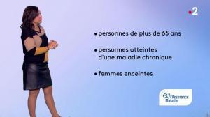 Anaïs Baydemir à la Météo de Midi - 20/11/18 - 03