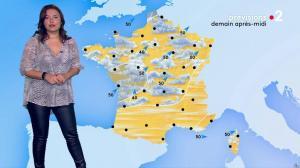 Anaïs Baydemir à la Météo de Midi - 23/11/18 - 02