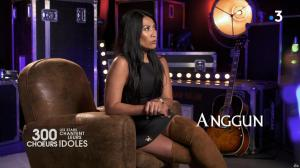 Anggun dans 300 Chœurs - 02/11/18 - 01