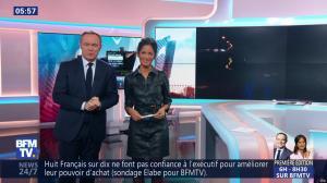Aurélie Casse dans Première Edition - 01/11/18 - 02