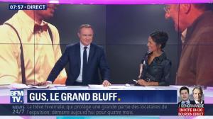 Aurélie Casse dans Première Edition - 01/11/18 - 15