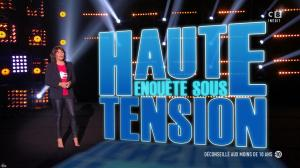 Carole Rousseau dans Enquête Sous Haute Tension - 06/12/18 - 01