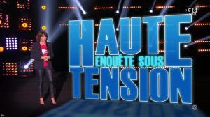 Carole Rousseau dans Enquête Sous Haute Tension - 06/12/18 - 02