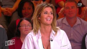 Caroline Ithurbide dans c'est Que de la Télé - 07/09/18 - 01