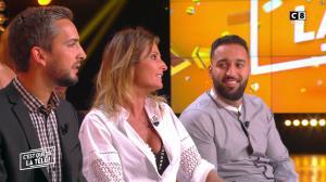 Caroline Ithurbide dans c'est Que de la Télé - 07/09/18 - 02