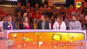 Caroline Ithurbide dans c'est Que de la Télé - 07/09/18 - 05