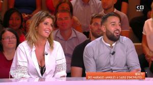 Caroline Ithurbide dans c'est Que de la Télé - 07/09/18 - 06