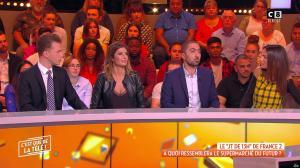 Caroline Ithurbide dans c'est Que de la Télé - 12/11/18 - 06