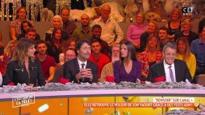 Caroline Ithurbide dans c'est Que de la Télé - 12/12/18 - 04