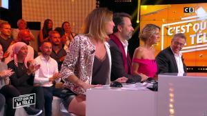 Caroline Ithurbide dans c'est Que de la Télé - 27/09/18 - 06