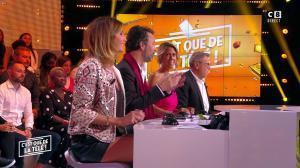 Caroline Ithurbide dans c'est Que de la Télé - 27/09/18 - 07