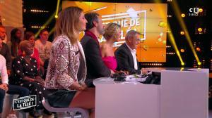 Caroline Ithurbide dans c'est Que de la Télé - 27/09/18 - 08