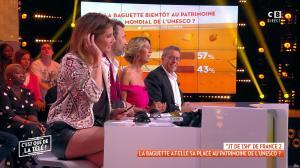 Caroline Ithurbide dans c'est Que de la Télé - 27/09/18 - 09