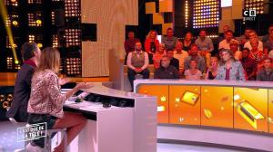 Caroline Ithurbide dans c'est Que de la Télé - 27/09/18 - 10