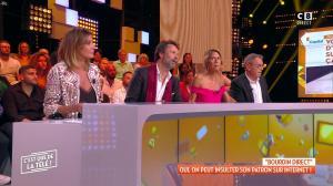 Caroline Ithurbide dans c'est Que de la Télé - 27/09/18 - 12