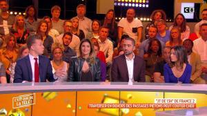 Caroline Ithurbide dans c'est Que de la Télé - 29/10/18 - 06