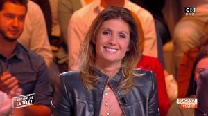 Caroline Ithurbide dans c'est Que de la Télé - 29/10/18 - 09
