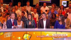 Caroline Ithurbide dans c'est Que de la Télé - 29/10/18 - 10