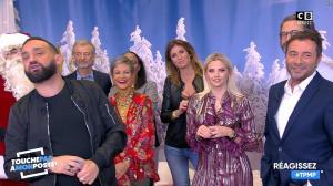 Caroline Ithurbide et Kelly Vedovelli dans Touche pas à mon Poste - 12/11/18 - 03