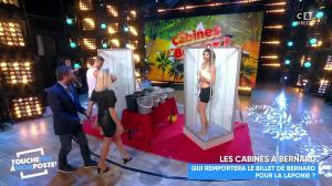 Caroline Ithurbide et Kelly Vedovelli dans Touche pas à mon Poste - 27/11/18 - 09