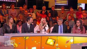 Caroline Ithurbide et Tatiana Laurens Delarue dans c'est Que de la Télé - 02/11/18 - 04