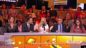 Caroline Ithurbide et Tatiana Laurens Delarue dans c'est Que de la Télé - 02/11/18 - 05