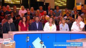 Caroline Ithurbide dans Touche pas à mon Poste - 27/11/18 - 02