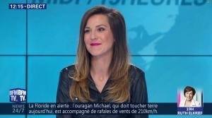 Daniela Prepeliuc à la Météo - 10/10/18 - 01