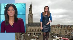 Daniela Prepeliuc à la Météo de BFM TV - 07/11/18 - 01