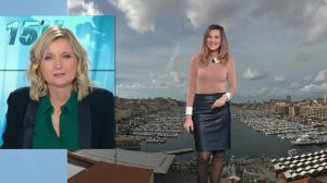 Daniela Prepeliuc à la Météo de BFM TV - 22/11/18 - 01