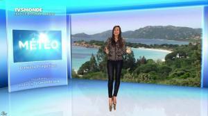Daniela Prepeliuc - Meteo de TV5 Monde 2016 - 01