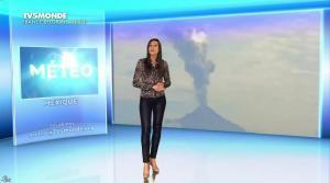 Daniela Prepeliuc - Meteo de TV5 Monde 2016 - 02
