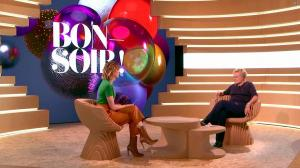 Isabelle Ithurburu dans Bonsoir - 01/12/18 - 03