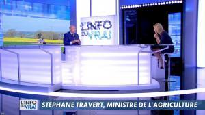 Laurence Ferrari dans l'Info du Vrai - 17/06/18 - 02