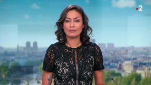 Leïla Kaddour au 13h - 04/11/18 - 07