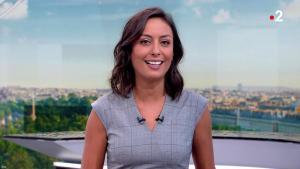 Leïla Kaddour au 13h - 13/10/18 - 12