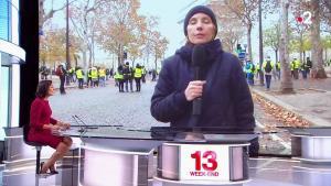 Leïla Kaddour au 13h - 24/11/18 - 01