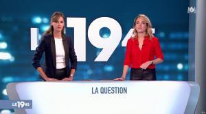 Ophélie Meunier et Vicky Bogaert dans le 19-45 - 31/10/18 - 12