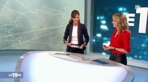 Ophélie Meunier et Vicky Bogaert dans le 19-45 - 31/10/18 - 13