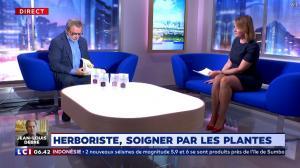 Pascale De La Tour Du Pin dans la Matinale - 02/10/18 - 02
