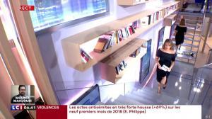 Pascale De La Tour Du Pin dans la Matinale - 09/11/18 - 01