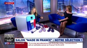 Pascale De La Tour Du Pin dans la Matinale - 09/11/18 - 04