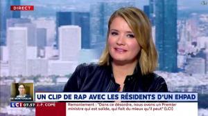 Pascale De La Tour Du Pin dans la Matinale - 12/10/18 - 04
